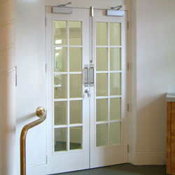 doors for hotels and restaurants